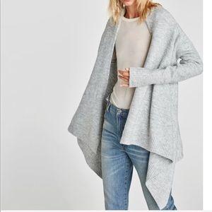 NWT Zara Soft Cardigan